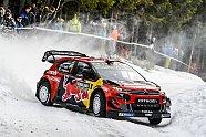 Fotos von Loeb, Grönholm und Co. - WRC 2019, Rallye Schweden, Torsby, Bild: Citroen