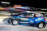 Fotos von Loeb, Grönholm und Co. - WRC 2019, Rallye Schweden, Torsby, Bild: M-Sport