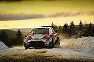 Fotos von Loeb, Grönholm und Co. - WRC 2019, Rallye Schweden, Torsby, Bild: Toyota