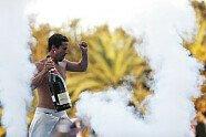 Formel E Mexiko, Di Grassi vs. Wehrlein: Der Wahnsinn in Fotos - Formel E 2019, Mexiko ePrix, Mexiko City, Bild: LAT Images