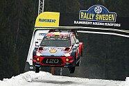 Fotos von Loeb, Grönholm und Co. - WRC 2019, Rallye Schweden, Torsby, Bild: LAT Images