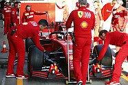 Formel 1 2019: 1. Testfahrten in Barcelona - Montag - Formel 1 2019, Testfahrten, Barcelona I, Barcelona, Bild: LAT Images