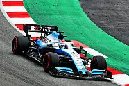 Formel 1 2019: 1. Testfahrten in Barcelona - Mittwoch - Formel 1 2019, Testfahrten, Barcelona I, Barcelona, Bild: Williams