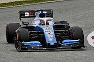 Formel 1 2019: 1. Testfahrten in Barcelona - Mittwoch - Formel 1 2019, Testfahrten, Barcelona I, Barcelona, Bild: LAT Images