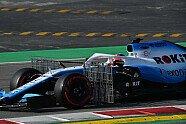 Formel 1 2019: 1. Testfahrten in Barcelona - Technik - Formel 1 2019, Testfahrten, Barcelona I, Barcelona, Bild: LAT Images