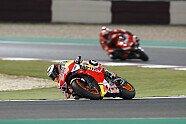 Jorge Lorenzo: Erstmals in Repsol-Honda-Farben auf der Strecke - MotoGP 2019, Testfahrten, Bild: Repsol Honda