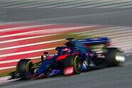 Formel 1 2019 Galerie: 2. Testfahrten in Barcelona - Mittwoch - Formel 1 2019, Testfahrten, Barcelona II, Barcelona, Bild: LAT Images