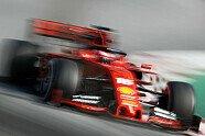 Formel 1 2019 Galerie: 2. Testfahrten in Barcelona - Donnerstag - Formel 1 2019, Testfahrten, Barcelona II, Barcelona, Bild: Sutton