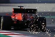 Formel 1 2019 Galerie: 2. Testfahrten in Barcelona - Freitag - Formel 1 2019, Testfahrten, Barcelona II, Barcelona, Bild: LAT Images