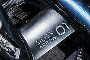 Formel E - Alle Bilder: Mercedes-Benz EQ Silver Arrow 01 - Formel E 2019, Präsentationen, Bild: Mercedes-Benz