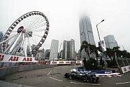 Formel E Hongkong 2019: Die besten Bilder vom Rennen - Formel E 2019, Hong Kong ePrix, Hongkong, Bild: LAT Images