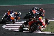 MotoGP Katar 2019: Das Rennen in Bildern - MotoGP 2019, Katar GP, Losail, Bild: Repsol
