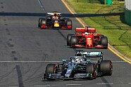 Rennen - Formel 1 2019, Australien GP, Melbourne, Bild: LAT