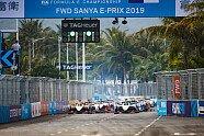 Formel E 2019, Sanya: Die besten Fotos vom Rennen in China - Formel E 2019, Sanya ePrix, China, Bild: LAT Images