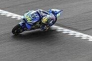 Argentinien - Alle Bilder vom Freitag - MotoGP 2019, Argentinien GP, Termas de Río Hondo, Bild: Suzuki
