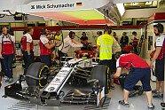 Young Driver Test: Mick Schumacher im Alfa Romeo - Formel 1 2019, Bahrain Test, Sakhir, Bild: LAT Images