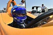Fernando Alonso: Erster Test für Indy500 2019 in Bildern - IndyCar 2019, Testfahrten, Bild: IndyCar