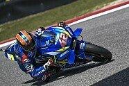 MotoGP 2019: Austin - Samstag - MotoGP 2019, American GP, Austin, Bild: Suzuki