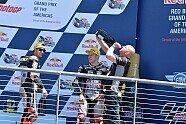 Doppelsieg für Lüthi & Schrötter: So feierte Dynavolt Intact GP - Moto2 2019, Verschiedenes, American GP, Austin, Bild: Dynavolt Intact GP/Fritz Glänzel