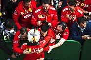 Sonntag - Formel 1 2019, China GP, Shanghai, Bild: Ferrari