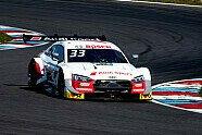 DTM-Testfahrten Lausitz: Audi, BMW und Aston Martin in Action - DTM 2019, Testfahrten, Bild: Audi Communications Motorsport