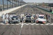 DTM-Testfahrten Lausitz: Audi, BMW und Aston Martin in Action - DTM 2019, Testfahrten, Bild: Hoch Zwei
