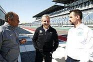 DTM-Testfahrten Lausitz: Audi, BMW und Aston Martin in Action - DTM 2019, Testfahrten, Bild: LAT Images