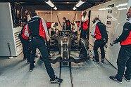 Formel E: Porsche testet Gen2-Rennauto in Calafat - Formel E 2019, Testfahrten, Bild: Porsche AG