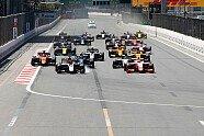 Rennen 3 & 4 - Formel 2 2019, Aserbaidschan, Baku, Bild: LAT Images
