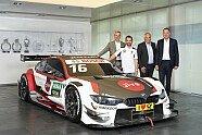 Timo Glocks DTM-Auto 2019: Komplett neues BMW-Design - DTM 2019, Präsentationen, Bild: BMW