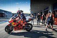 MotoGP 2019: Jerez - Freitag - MotoGP 2019, Spanien GP, Jerez de la Frontera, Bild: KTM