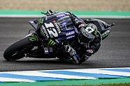 MotoGP Jerez - Samstag - MotoGP 2019, Spanien GP, Jerez de la Frontera, Bild: Monster Yamaha