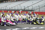 Rennen 1 - W Series 2019, Hockenheim, Hockenheim, Bild: LAT Images