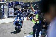 MotoGP Jerez - Sonntag - MotoGP 2019, Spanien GP, Jerez de la Frontera, Bild: Suzuki
