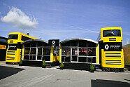 Motorhomes 2019 - Formel 1 2019, Spanien GP, Barcelona, Bild: LAT Images