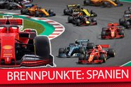 Donnerstag - Formel 1 2019, Spanien GP, Barcelona, Bild: Motorsport-Magazin.com