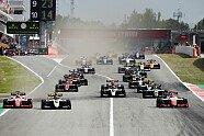 Rennen 1 & 2 - Formel 3 2019, Barcelona, Barcelona, Bild: LAT Images