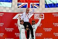 Podium - Formel 1 2019, Spanien GP, Barcelona, Bild: LAT Images