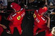 Sonntag - Formel 1 2019, Spanien GP, Barcelona, Bild: Ferrari