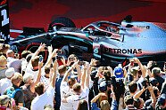 Sonntag - Formel 1 2019, Spanien GP, Barcelona, Bild: Mercedes-Benz