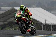 MotoGP Le Mans - Sonntag - MotoGP 2019, Frankreich GP, Le Mans, Bild: Aprilia