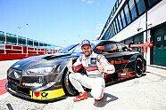 DTM: MotoGP-Star Andrea Dovizioso testet mit Audi in Misano - DTM 2019, Testfahrten, Bild: Audi