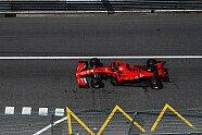 Samstag - Formel 1 2019, Monaco GP, Monaco, Bild: Ferrari