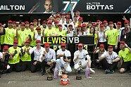 Monaco 2019: So groß verabschiedete die Formel 1 Niki Lauda - Formel 1 2019, Verschiedenes, Monaco GP, Monaco, Bild: Mercedes-Benz