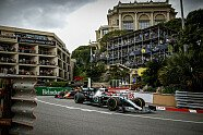 Duell Hamilton vs. Verstappen - Formel 1 2019, Monaco GP, Monaco, Bild: Mercedes-Benz