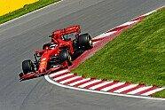 Freitag - Formel 1 2019, Kanada GP, Montreal, Bild: Ferrari