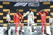 Podium - Formel 1 2019, Kanada GP, Montreal, Bild: LAT Images