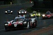 Rennen - 24 h von Le Mans 2019, 24 Stunden von Le Mans, Le Mans, Bild: Toyota