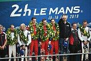 Podium - 24 h von Le Mans 2019, 24 Stunden von Le Mans, Le Mans, Bild: LAT Images