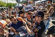 Max Verstappen rast durch Graz - Formel 1 2019, Österreich GP, Spielberg, Bild: Red Bull